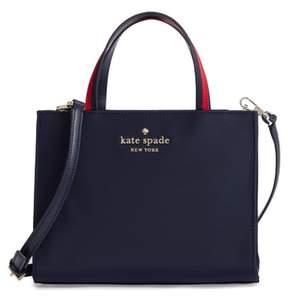 Kate Spade New York Watson Lane Varsity Stripe Sam Handbag