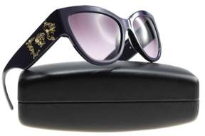 Versace VE4322 50648H Violet Cateye Sunglasses