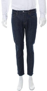 Acne Studios Cropped Skinny Jeans