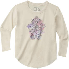 Chaser Girls' Hand Of Fatima T-Shirt