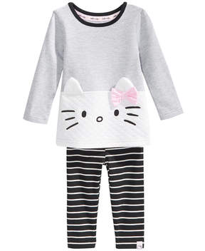 Hello Kitty 2-Pc. Tunic & Leggings Set, Baby Girls (0-24 months)