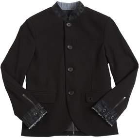 Diesel Stretch Cotton Gabardine Jacket