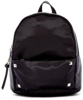 Madden-Girl Mini Nylon Studded Backpack