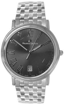 Maurice Lacroix Les Classiques Stainless Steel 38mm Watch