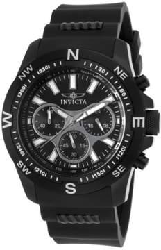 Invicta Men's I-Force 22683 Black Rubber Quartz Fashion Watch