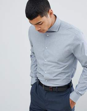 Esprit Smart Shirt In Grid Check
