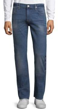 Hudson Distressed Denim Jeans