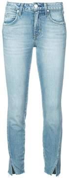 Amo cropped twist jeans