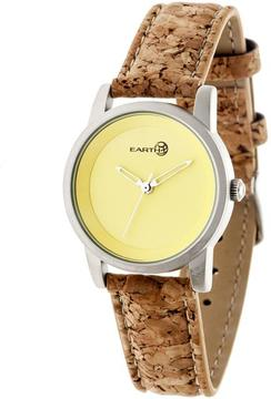 Earth Canopies Collection ETHEW2901 Unisex Watch with Leather Strap