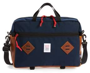 Topo Designs Mountain Convertible Briefcase - Blue
