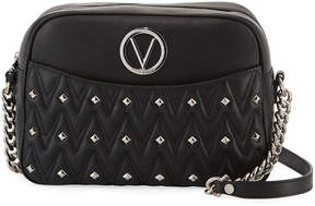 Mario Valentino Valentino By Capucined Sauvage Studded Crossbody Bag