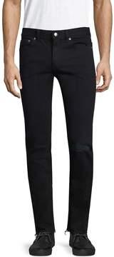 BLK DNM Men's 25 Distressed Jeans
