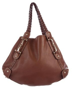 Gucci Medium Pelham Tote - BROWN - STYLE