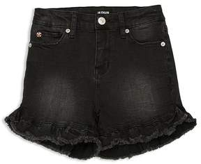 Hudson Girls' High Rise Ruffled Shorts - Big Kid