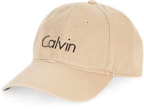 Calvin Klein Men's Washed Twill Cap
