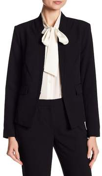Ellen Tracy Inverted Rever Jacket
