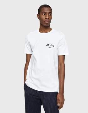 Maison Margiela Atelier T-Shirt in White