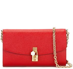 Dolce & Gabbana Dolce crossbody bag - RED - STYLE