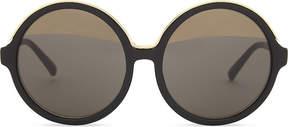 No.21 No 21 N2116 round-frame sunglasses