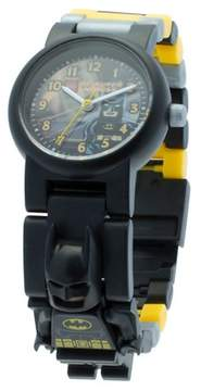 Lego Batman Movie Batman Watch with minifigure Link - Black&Yellow