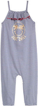 Epic Threads Toddler Girls Striped Graphic-Print Romper, Created for Macy's