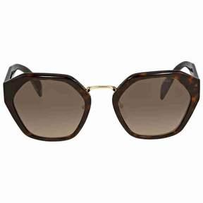 Prada Brown Gradient Sunglasses