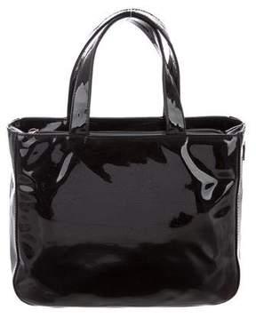 Dolce & Gabbana Patent Leather Handle Bag