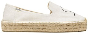 Sole Society Hi Platform Smoking Slipper Espadrille Smoking Slipper