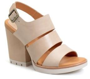 Kork-Ease Women's 'Lenny' Block Heel Sandal