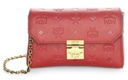 MCM Millie Leather Clutch