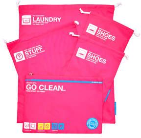 Flight 001 Go Clean Bag Set