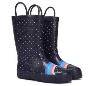 Osh Kosh Kids' Rainbow Rain Boot Toddler/Preschool