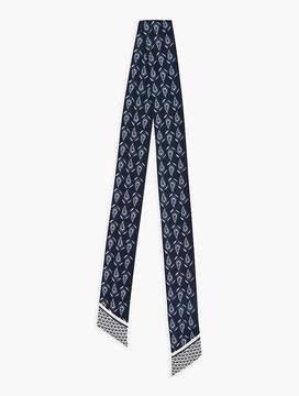 Talbots Paisley Droplet Scarf
