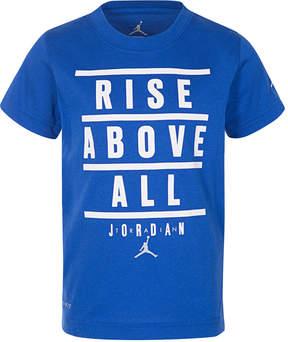 Jordan Rise-Print T-Shirt, Big Boys