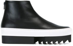 Givenchy ridged sole ankle boots