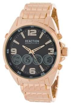 Kenneth Cole Reaction Men's Analog & Digital Bracelet Sport Watch, 50mm