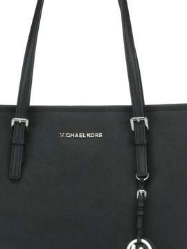 Michael Kors Jet Set Travel Medium Bag - BLACK - STYLE