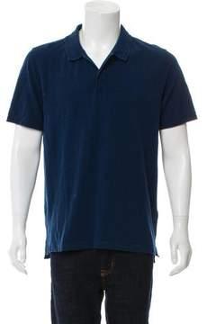 Belstaff Button-Up Polo Shirt
