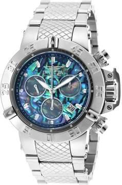 Invicta Subaqua Chronograph Blue Dial Men's Watch