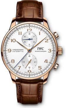 IWC IW371480 portugieser rose gold watch