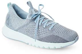 Reebok Grey & Dust Print Premier Utra Running Sneakers