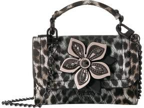 GUESS Sibyl Mini Crossbody Flap Cross Body Handbags
