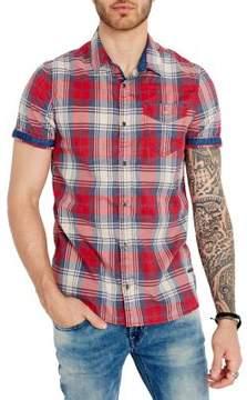 Buffalo David Bitton Somuryon Plaid Button-Down Shirt