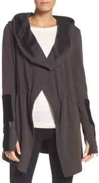 Blanc Noir Women's New Traveler Hooded Jacket