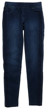 Tractr Girl's Embellished Pull-On Jeggings