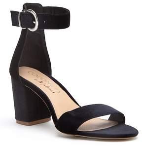Matisse Greta Velvet Heeled Sandal