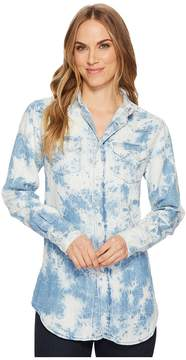 Tasha Polizzi Tie-Dye Eden Shirt Women's Clothing