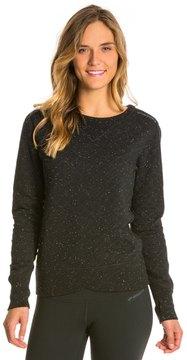 Brooks Women's Flyby Sweatshirt - 8128579