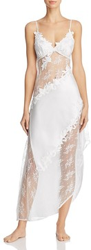 Jonquil Satin Gown