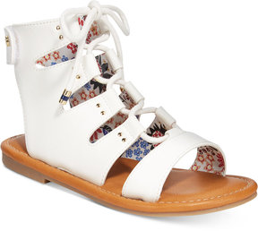 Tommy Hilfiger Betty Joan Gladiator Sandals, Little Girls (2T-6X) & Big Girls (7-16)